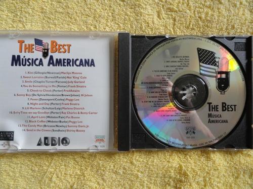 cd the best música americana