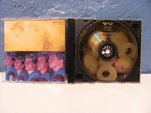 cd the best of devo - hot potatoes