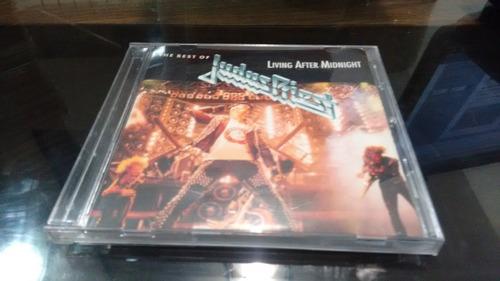 cd the best of judas priest living after imp en formato cd