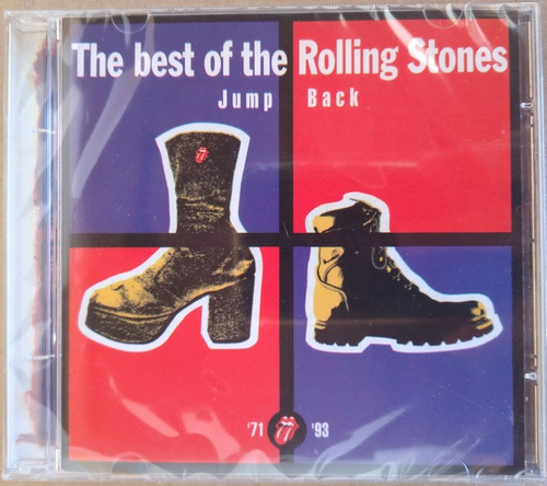 cd the best of the rolling stones