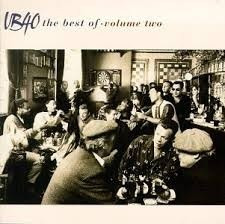 cd the best of ub40 volume two novo lacrado