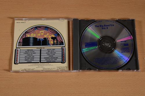 cd the big band era  vol:8  sixteen hits muy buen estado