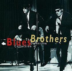 cd the blues brothers - definitive collection (novo/lacrado)