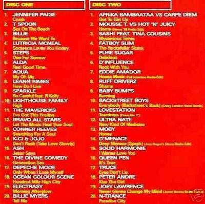 cd the box hits 98 - vol 3  (duplo)