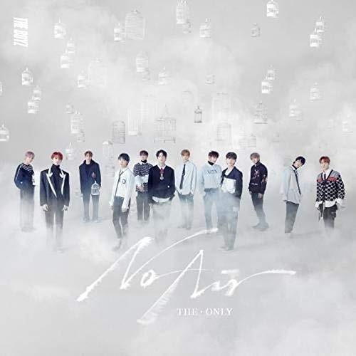 cd : the boyz - 3rd mini album: the only (random cover)...