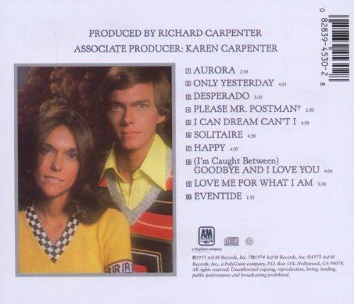 cd : the carpenters - horizon (remastered) (remastered)