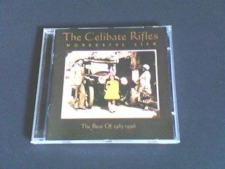 cd  the celibate rifles- wonderful life
