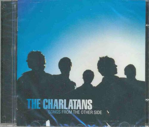 cd the charlatans  - songs from ...  **lacrado**