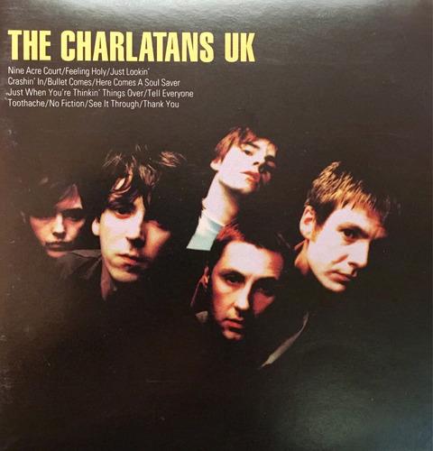 cd the charlatans uk importado de eua
