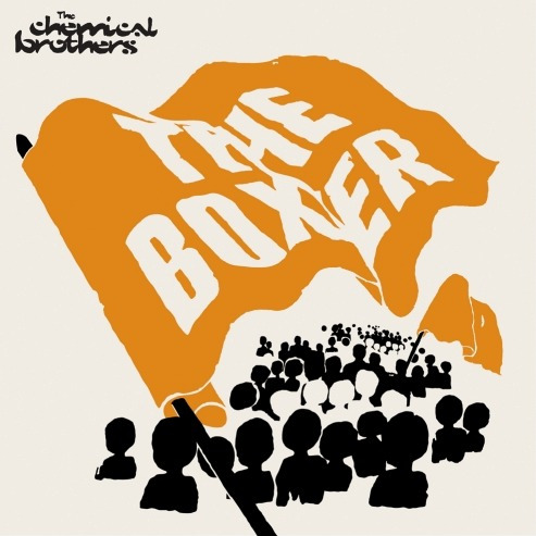 cd the chemical brothers - the boxer.   edición usa