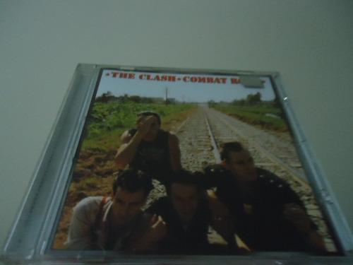 cd - the clash - combat rock
