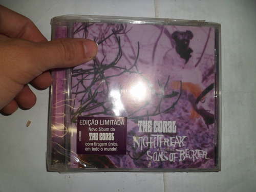 cd - the coral - nightfreak and the sons of becker frete 10