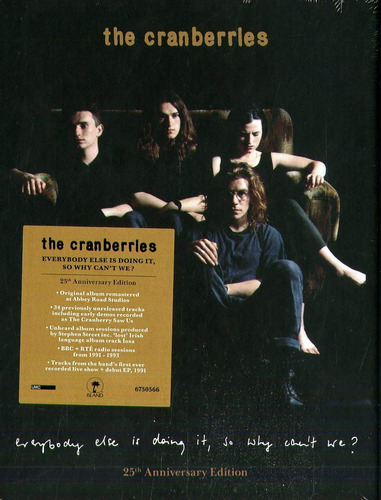 cd : the cranberries - everybody else is doing it, so (5662)