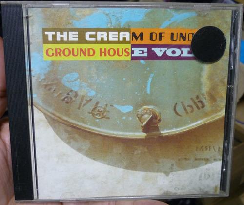 cd the cream of underground house 3 / importado - b317