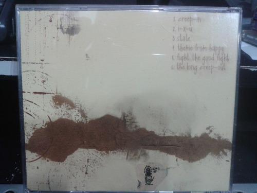cd - the creeping hobodies - i-x-4 (promoção)