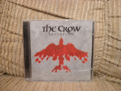 cd the crow salvation trilha sonora