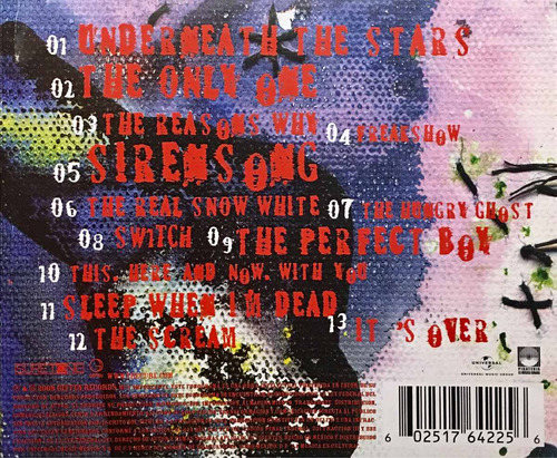 cd the cure 4 13 dream