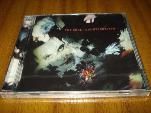 cd the cure / desintegration (nuevo y sellado) europeo