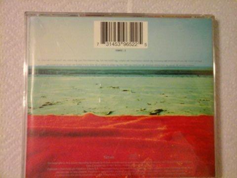 cd the cure galore - original como nuevo