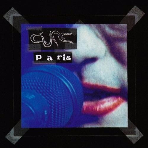 cd - the cure - paris