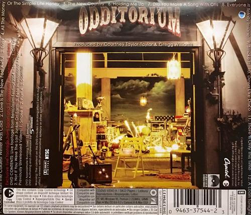 cd the dandy warhols odditorium ornwarlords of mars cd dvd