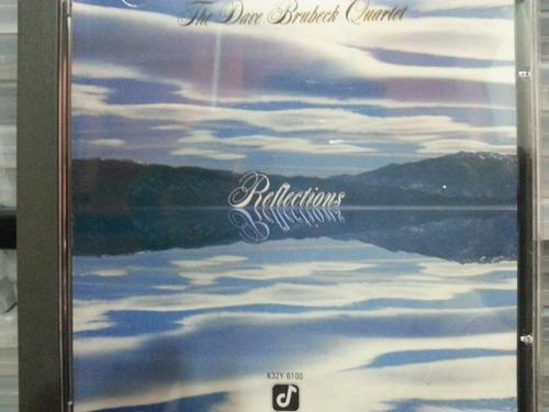 cd - the dave brubeck quartet - reflections - importado