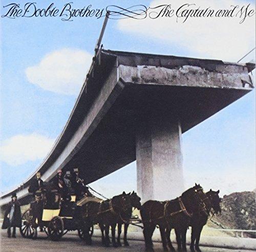 cd : the doobie brothers - captain & me (cd)