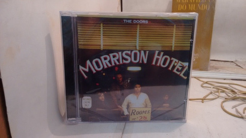 cd - the doors - morrison hotel