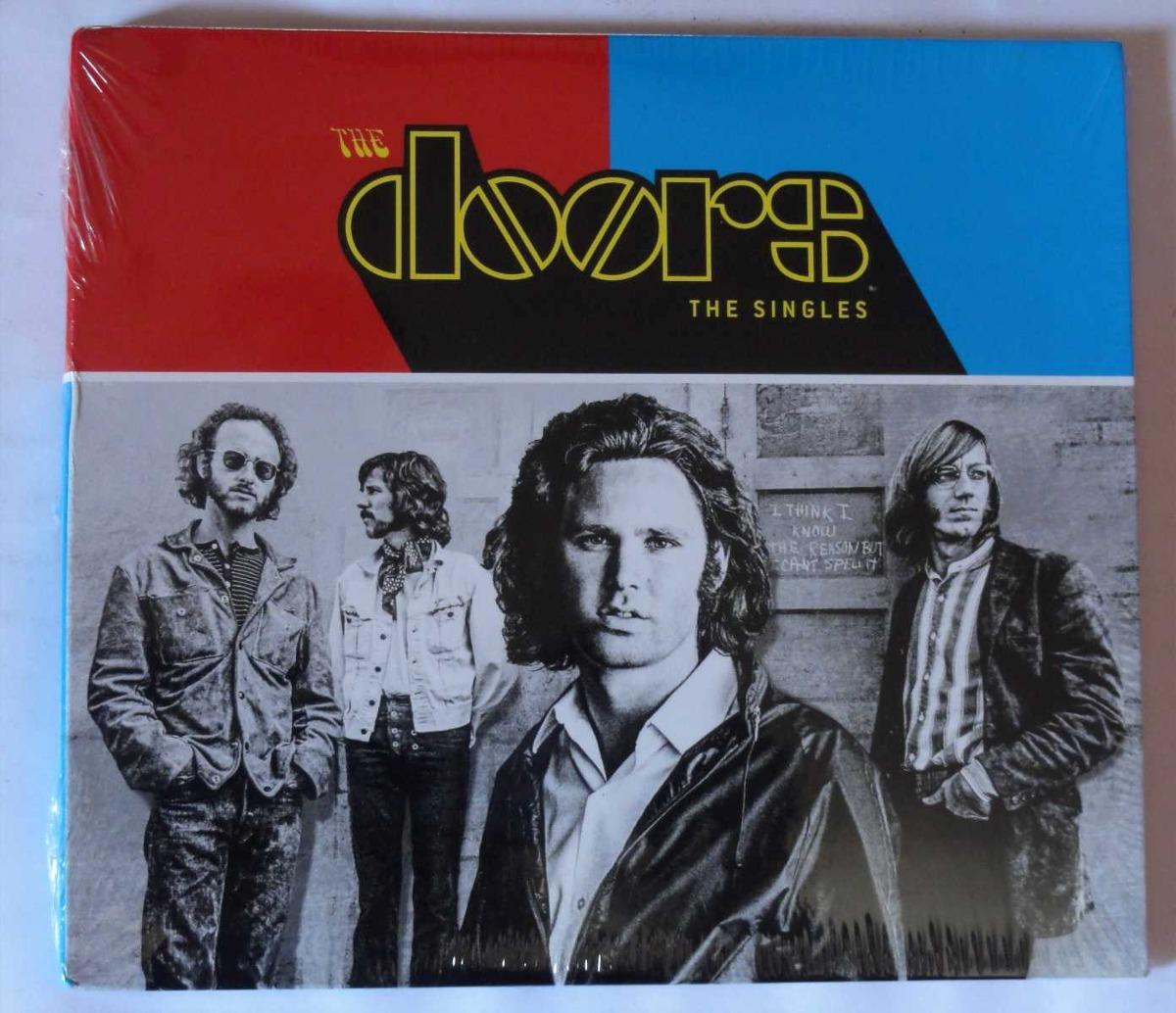 cd the doors the singles cd duplo 2017 original lacrado r 29
