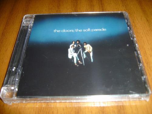 cd the doors / the soft parade (nuevo y sellado) eu