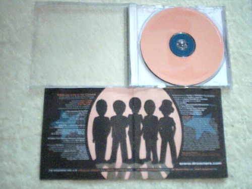 cd the drowners -is there something on your mind- importado