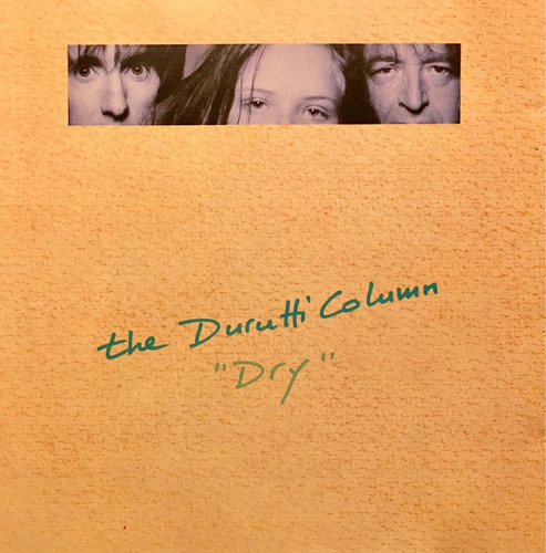 cd the durutti column dry importado de italia