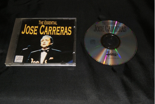 cd the essential josé carreras