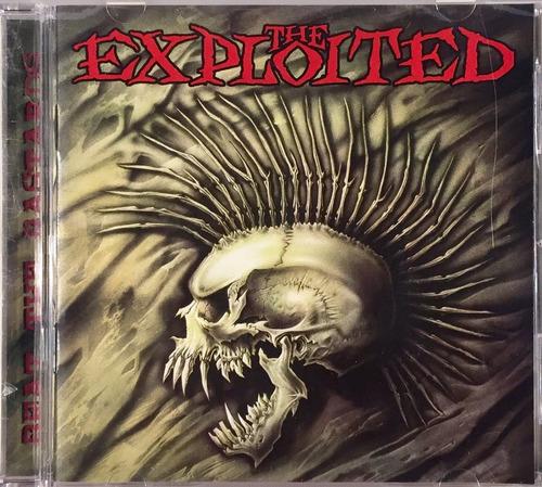 cd the exploited - beat the bastards - importado lacrado