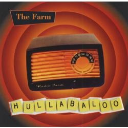 cd the farm - hullabaloo (importado usa) 1991