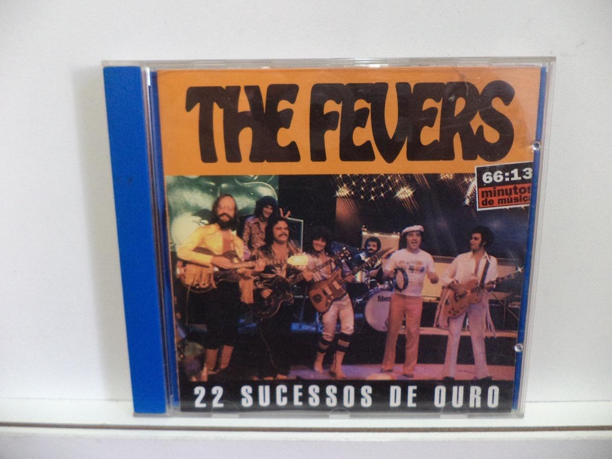 cd the fevers 22 sucessos de ouro