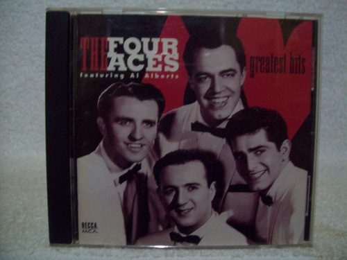 cd the four aces- greatest hits- importado