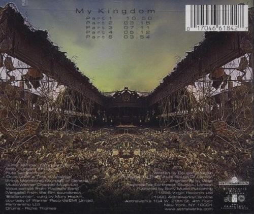 cd-the future sound of london-my kingdom-importado