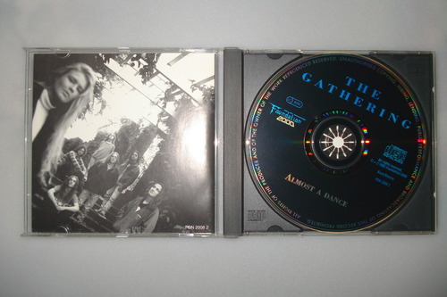 cd the gathering novo importado