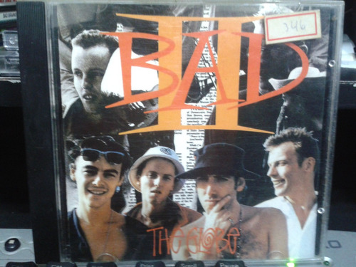 cd - the globe - big audio dynamite ii