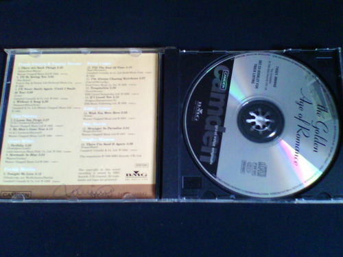 cd the golden age of romance