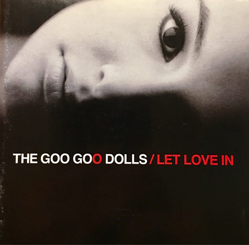 cd the goo goo dolls let love in importado