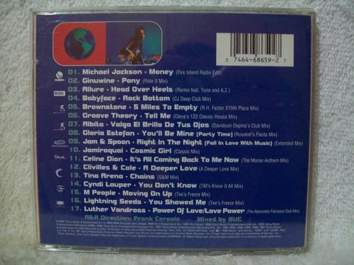 cd the greatest dance album in the world- importado