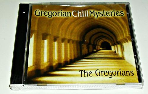 cd the gregorians / gregoryan chill mysteries vol 1