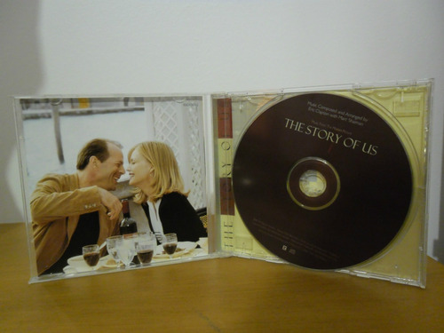 cd the history of us - trilha sonora