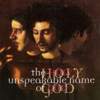 cd the holy unspeakable name of god - importado