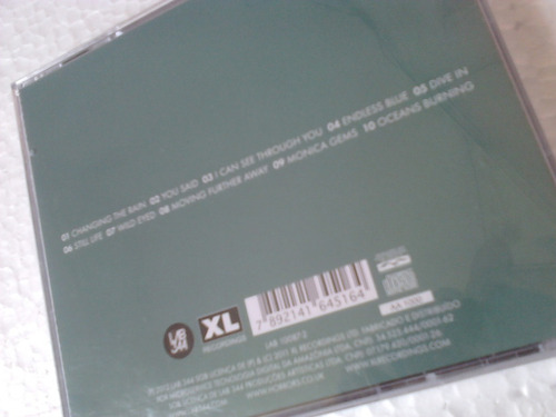 cd the horrors 2012 skying