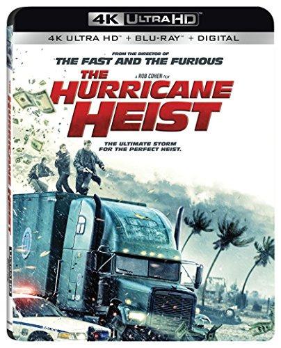 cd : the hurricane heist (with blu-ray, 4k mastering, 2...