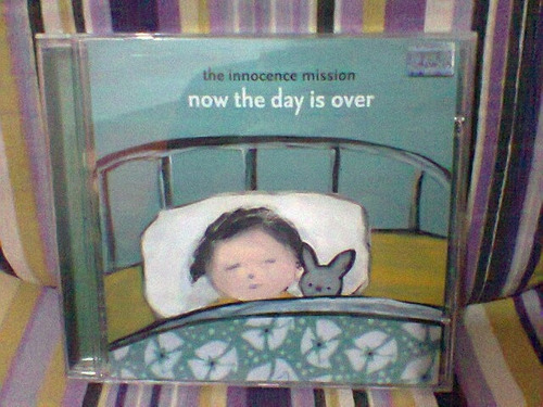 cd the innocence mission @ now the day is over  frete grátis