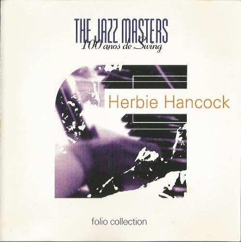 cd   the jazz masters - herbie hancock -  b285